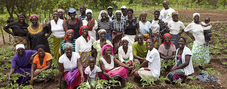 Saving Forests & Improving Livelihoods