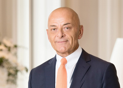 Peter Borer - COO Peninsula Hotels