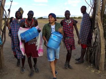 Pack for a purpose at Mara Camp