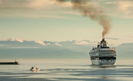Cruise liners – the floating cities we can't ignore