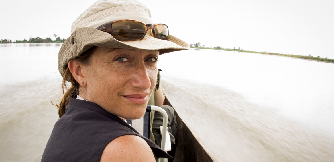 An interview with Céline S. Cousteau