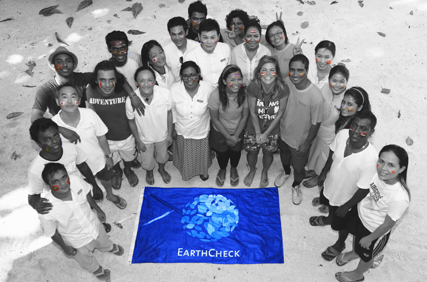 Dusit Maldives Green Team