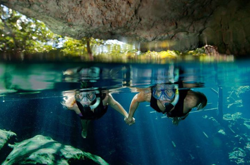 Xel-Ha parks in Cancun achieved EarthCheck Certified Gold