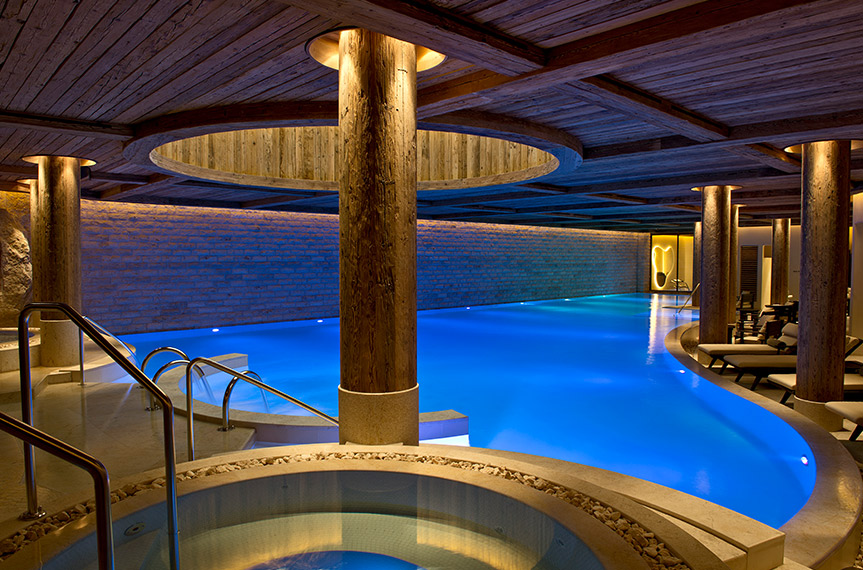 Healthy spa, Hotel Spas