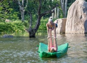 Top 6 sustainable yoga holidays