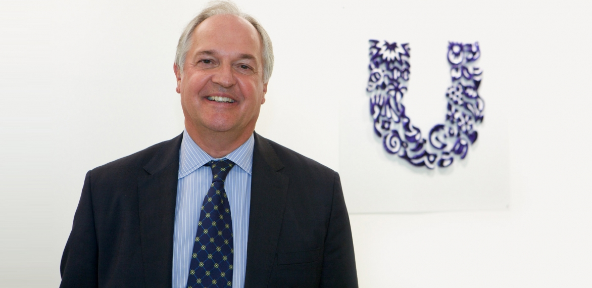 5 Minutes with Paul Polman