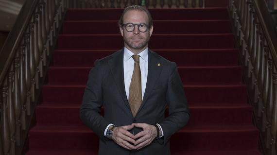 Stephan Stokkermans – Managing Director, Grand Hotel Huis ter Duin