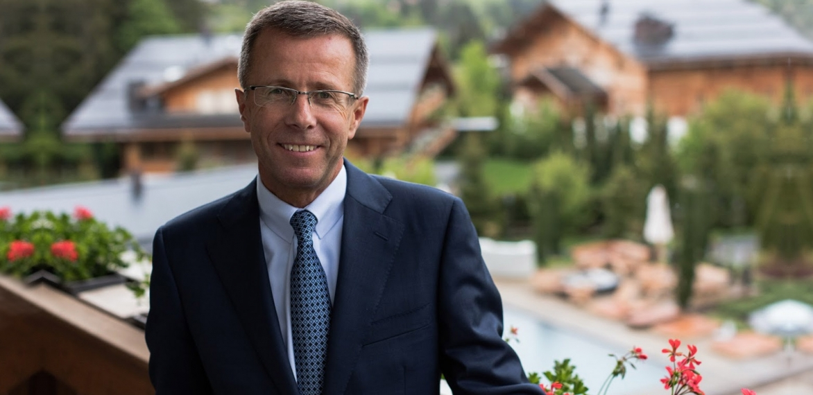The Alpina Gstaad  NOW interviews Eric Favre – Managing Director