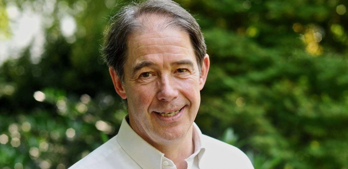 60 seconds with Jonathon Porritt