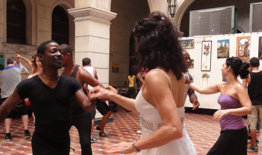 Dance away your blues in Cuba
