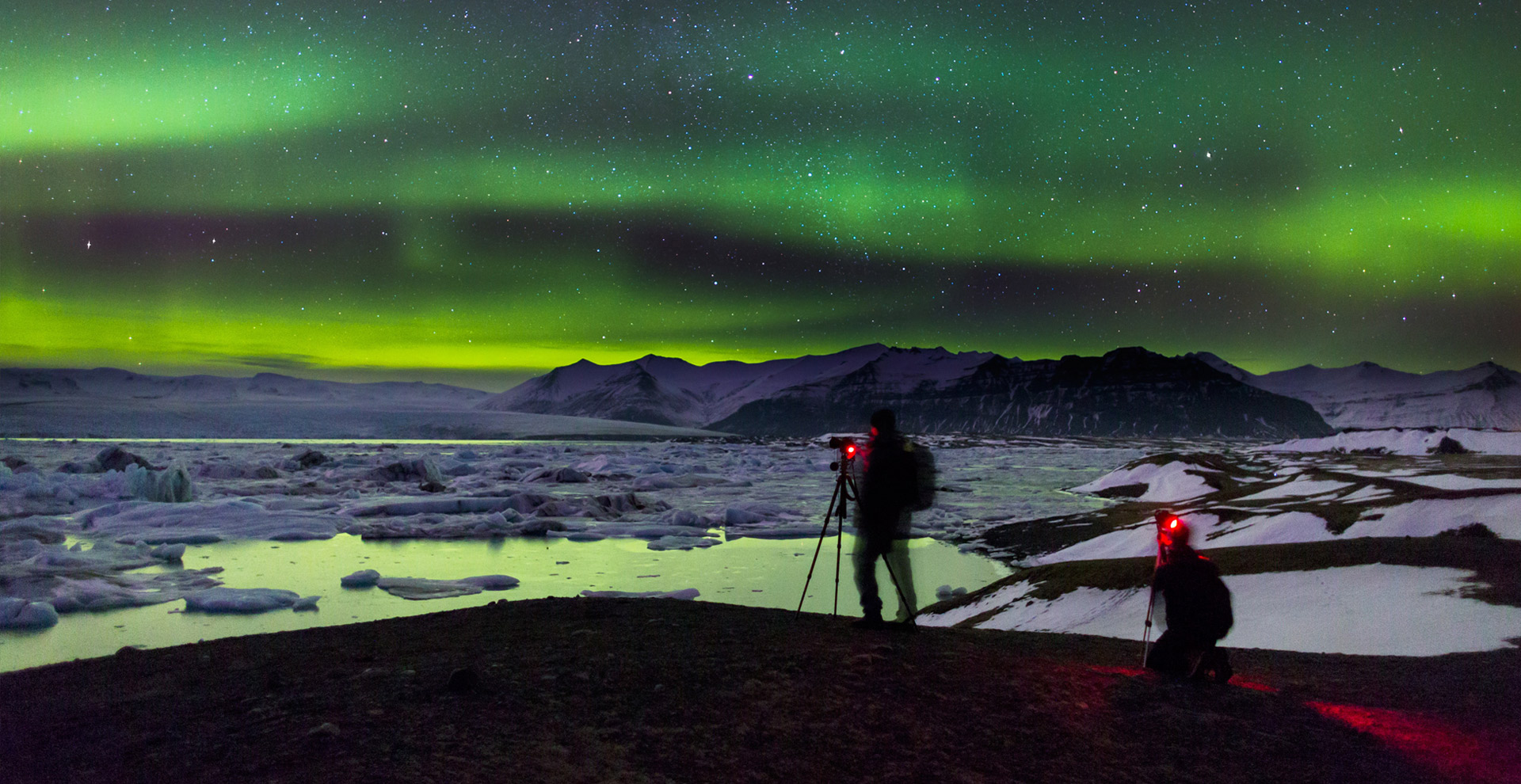 This month we are loving Iceland