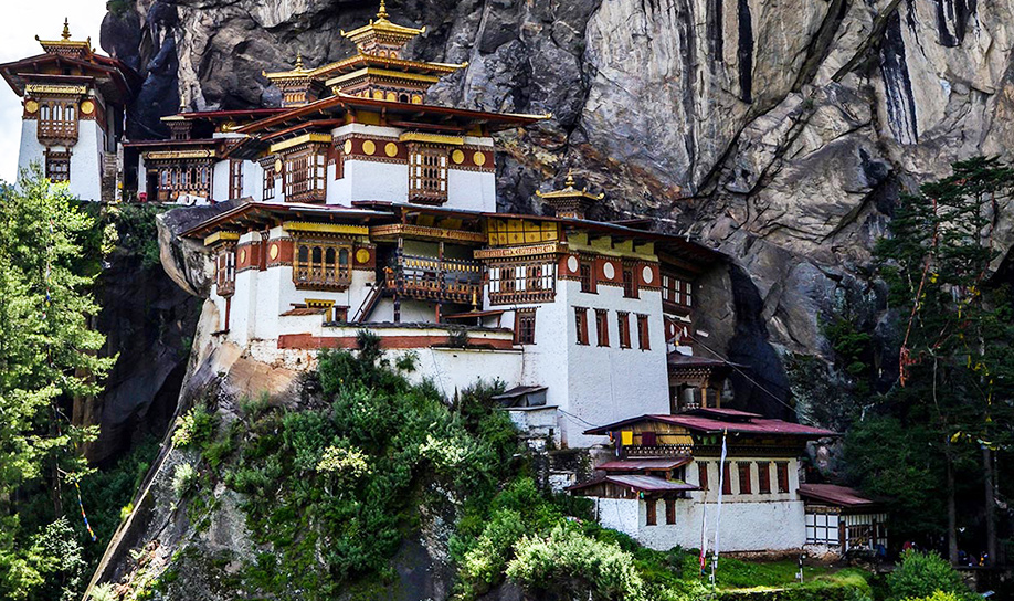 NOW - This month we are loving Bhutan