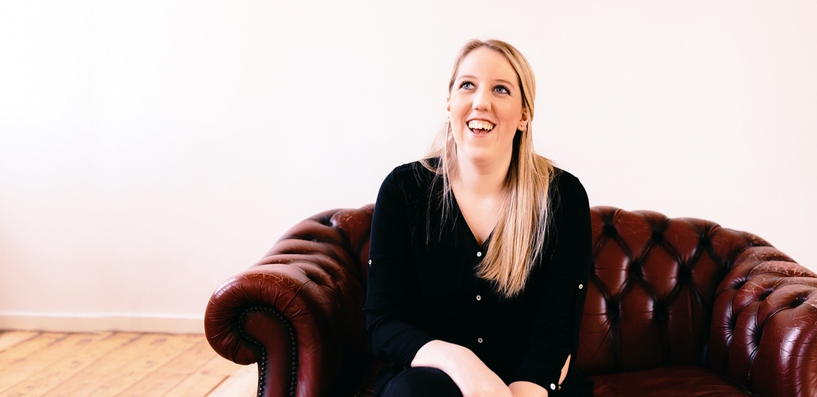 60 Seconds with Charlotte Instone