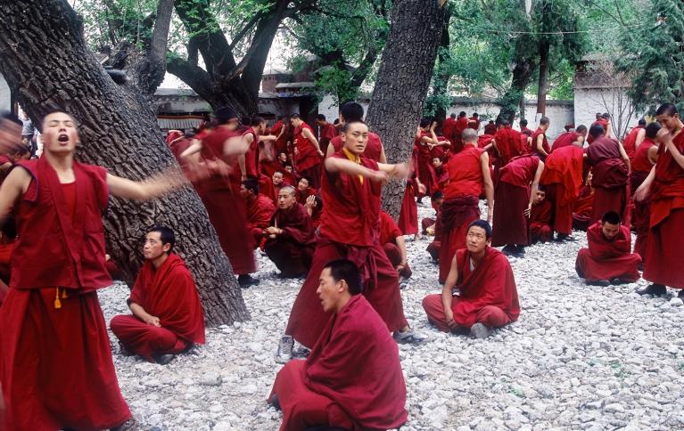 Dalai Lama Tenzin Gyatso in Mumbai