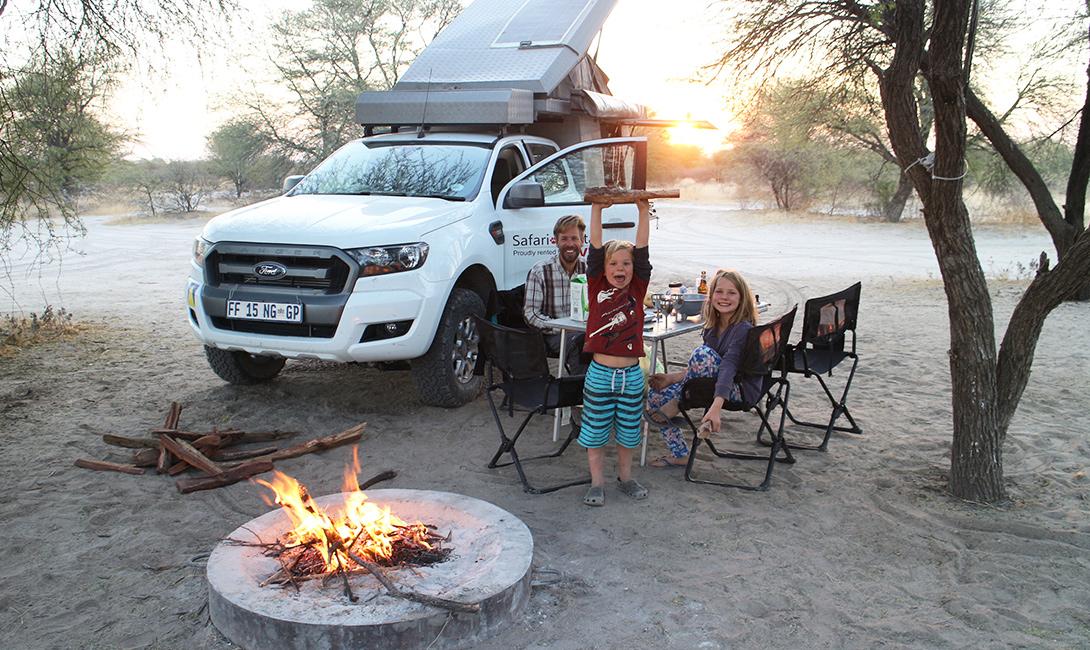 Family- Adventure Trip