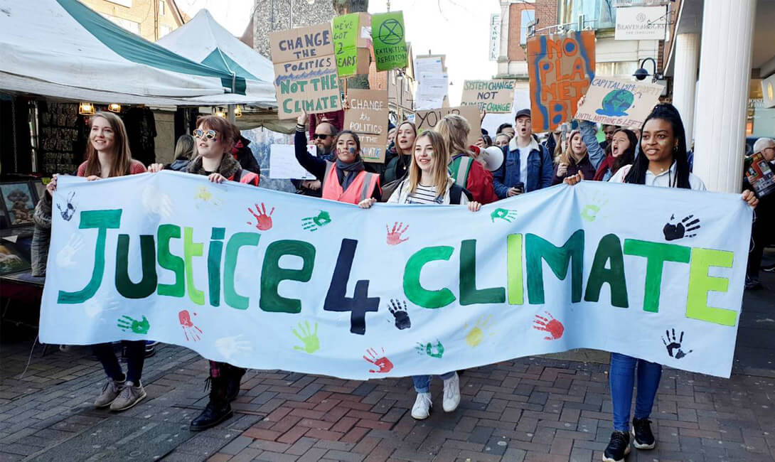 Justice for climate