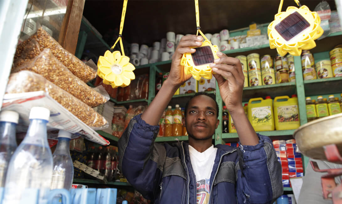 Little sun origional in Ethiopia