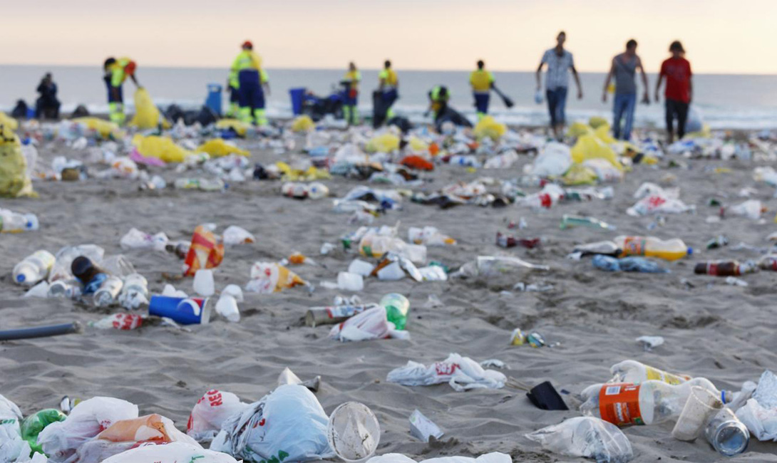 People and Plastic Pollution