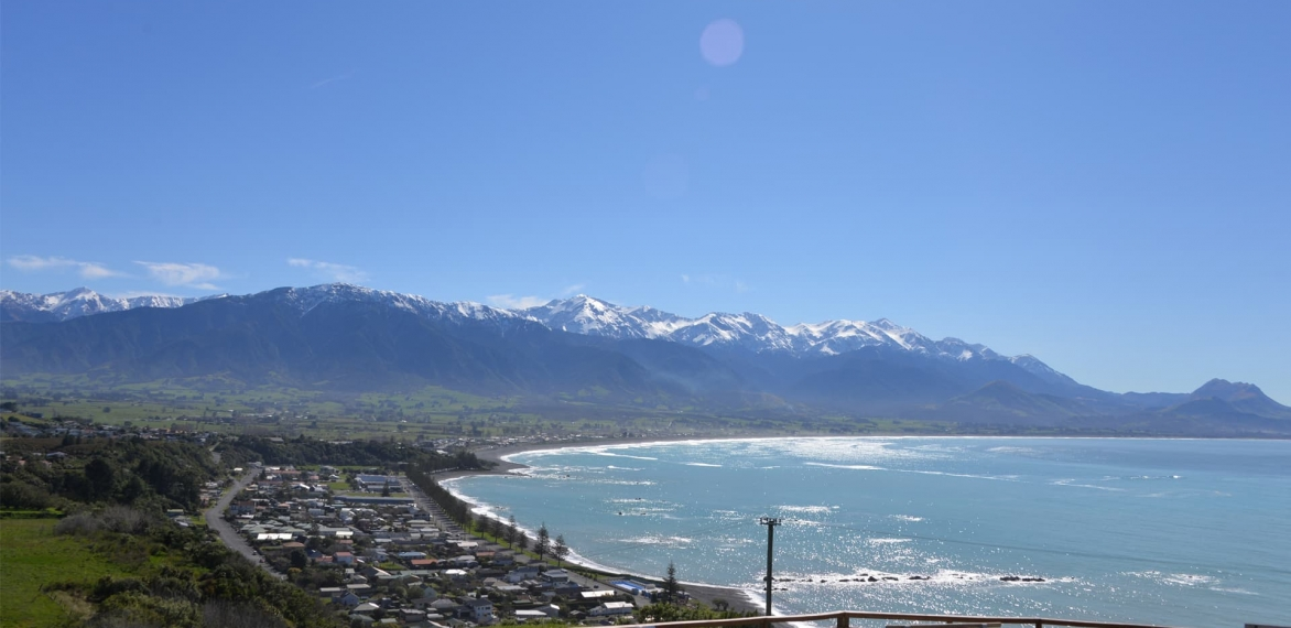 Why We're Loving Kaikoura, New Zealand
