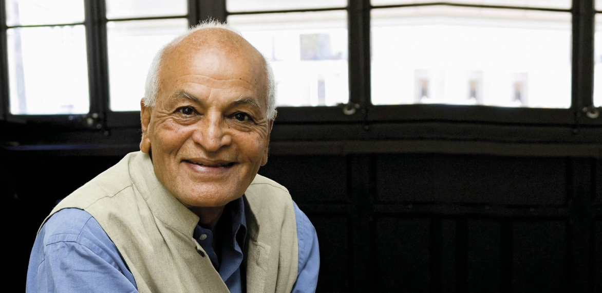 60 Seconds with Satish Kumar