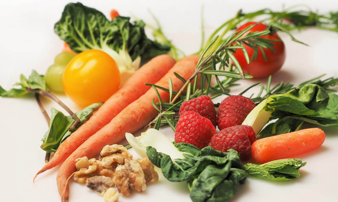 Antioxidant Carrot Diet