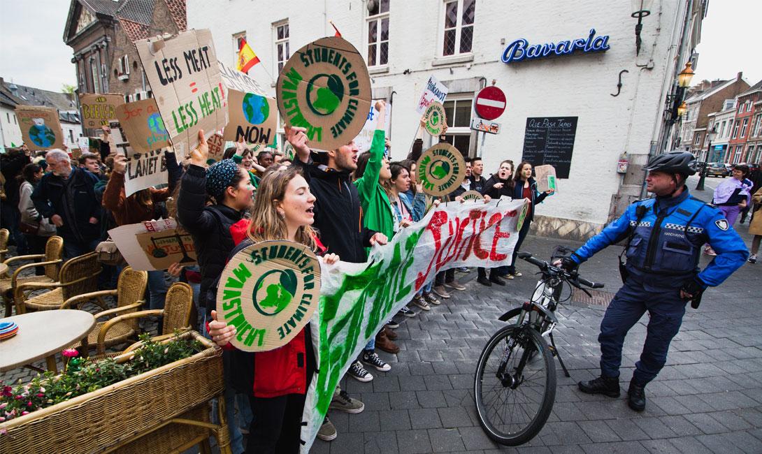 Action activism activist