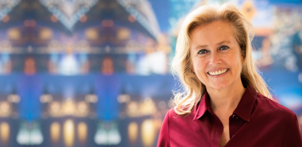 60 seconds with Inge De Lathauwer